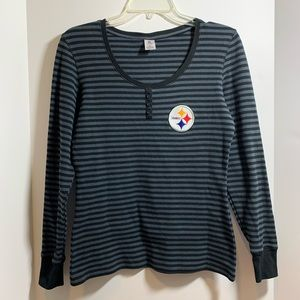 NFL Steelers tips size M